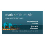 Silent Flute Business Card Pack Of Standard Business Cards
