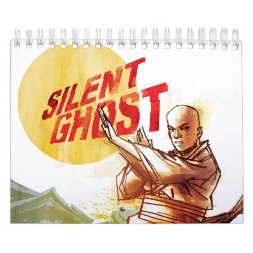 Silent Ghost 2010/2011 Calendar calendar