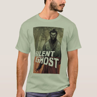 "Silent Ghost ""Ronin Bast@rd"" Tee"