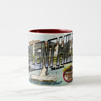 Silent Hill, Maine Tourist Mug