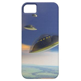 Silent Invasion 2 iPhone SE/5/5s Case