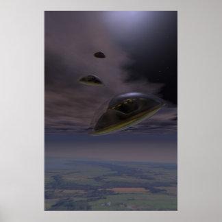 Silent Invasion Poster
