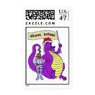 Silent Knight Postage