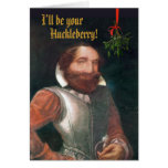 Silent Knight with Great Expectations Greeting Cards