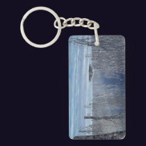 Silent Light Acrylic Keychain