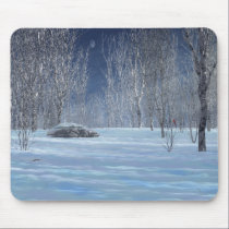 Silent Light Mousepad