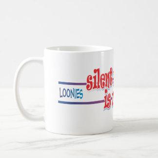silent majority 2016 mug