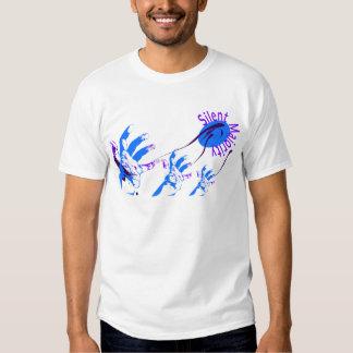 silent majority blue tshirts