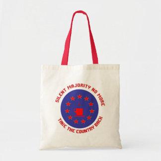 Silent Majority No More Tote Bag