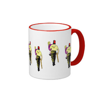 Silent Messenger Ringer Coffee Mug