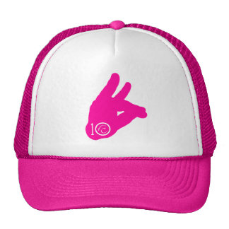 Silent Moose 2010 (Flam Edition) Trucker Hat