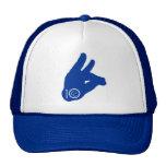 Silent Moose 2010 (Staff Colours) Trucker Hat