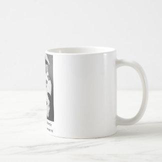 Silent Movie ~ Old Photo  Monocle for Mr Peanut Coffee Mug