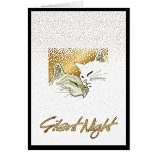 Silent Night Cards