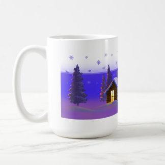 Silent Night. Christmas Gift Mug Mug