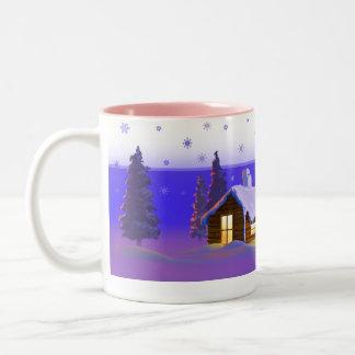 Silent Night. Christmas Gift  Mug Mugs