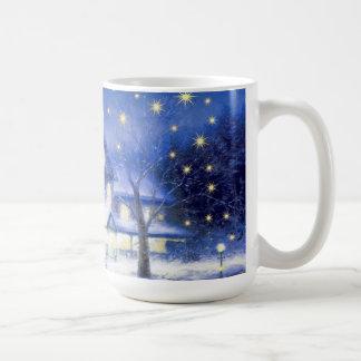Silent Night. Christmas Gift Mug Coffee Mug