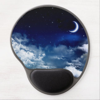 Silent Night Gel Mouse Pad