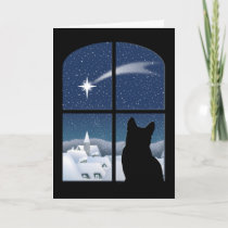 Silent Night, Holy Night Card