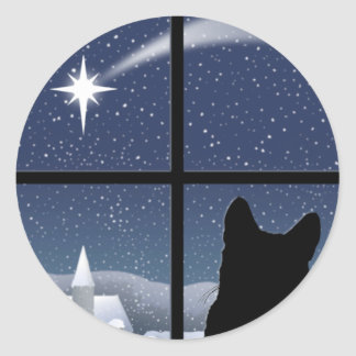 Silent Night, Holy Night Stickers