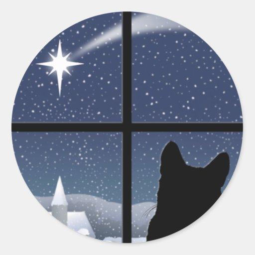 Silent Night, Holy Night Stickers