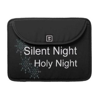 Silent Night MacBook Pro Sleeve