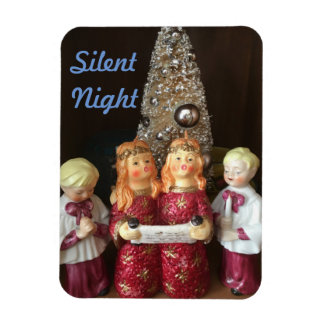 Silent Night Magnet