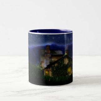 Silent Night Majesty Coffee Mugs
