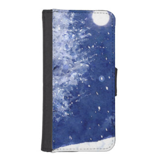 Silent Night iPhone 5 Wallets