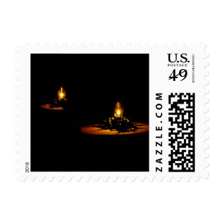 Silent Night Postage Stamps