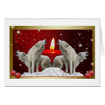 Silent Night Singers Holiday Card