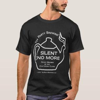 Silent No More Tea Party Brewing t-shirt