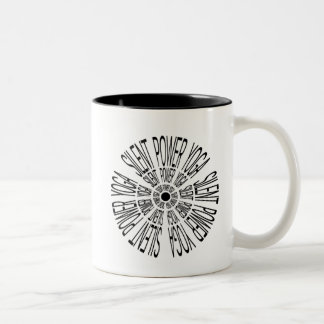 Silent Power Yoga Mug