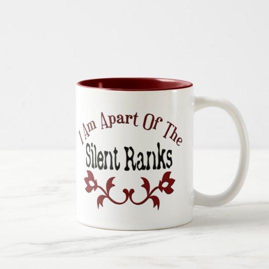 Silent Ranks Mug