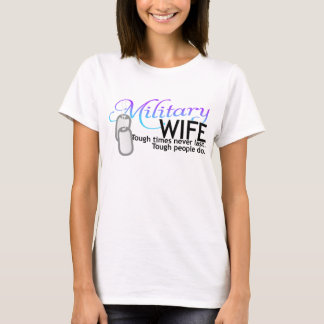 Silent Ranks-Wife 2 tone T-Shirt