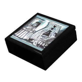 Silent Reflections - Trinket Box