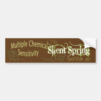 Silent Spring Bumper Sticker
