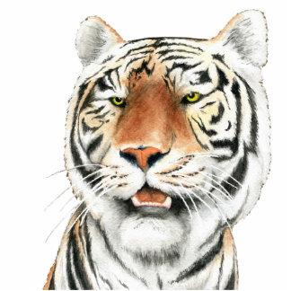Silent Stalker - Tiger Photo Sculpture