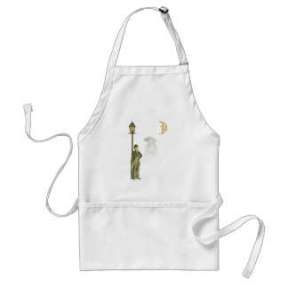 Silent Star Collage Adult Apron