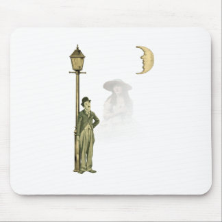 Silent Star Collage Mouse Pads