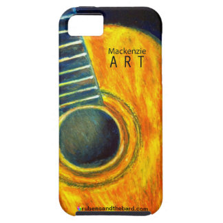 silent strumming limited edition iPhone 4 case