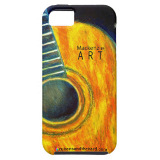 silent strumming limited edition iPhone 5 case