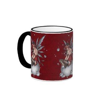 Silent Tears Fairy Mug mug