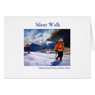 Silent Walk Cards