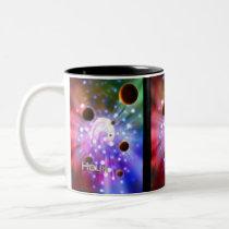 digital, sci fi, space, stars, planets, weird, eerie, scene, houk, art, artwork, mood, cool mugs, cute mugs, mug, mugs, posters, sci fi posters, school, back to school, Mug with custom graphic design