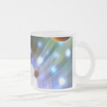 digital, sci fi, space, stars, planets, weird, eerie, scene, houk, art, artwork, mood, posters, sci fi posters, school, back to school, Mug with custom graphic design