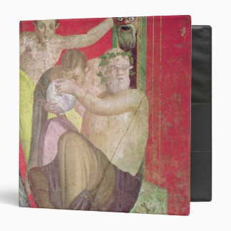 Silenus and the Young Satyr, East Wall 3 Ring Binder