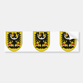 Silesia Czech Bumper Sticker