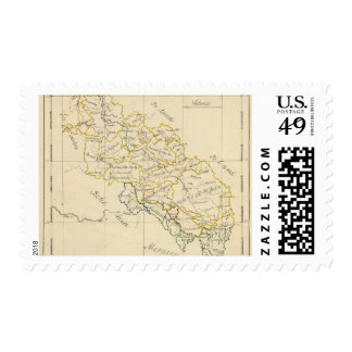 Silesia Postage Stamp