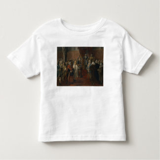 Silesian homage scene, 1855 toddler t-shirt